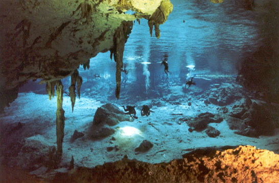 Great Cenote