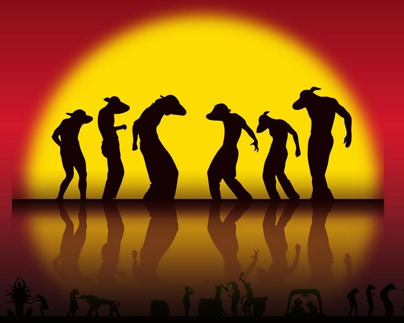 Pilobolus Dance Theater 'Shadowland'