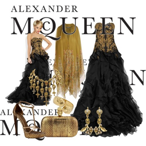 Alexander McQueen Collection