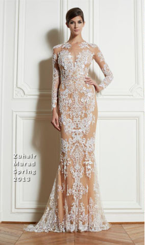 Zuhair Murad Spring 2013 Collection