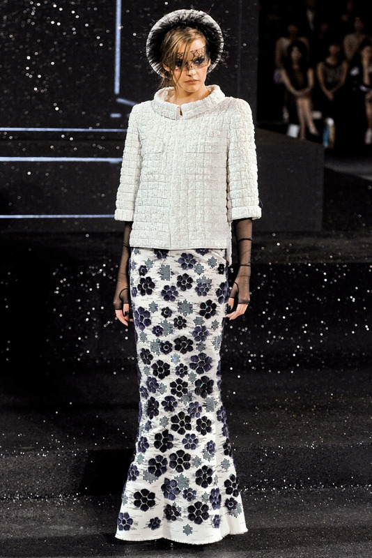 Chanel Couture Fall 2011