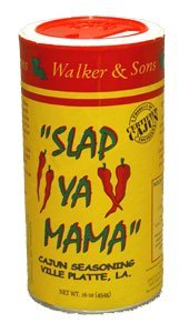 Slap Ya Mama Cajun Seasoning 16 oz