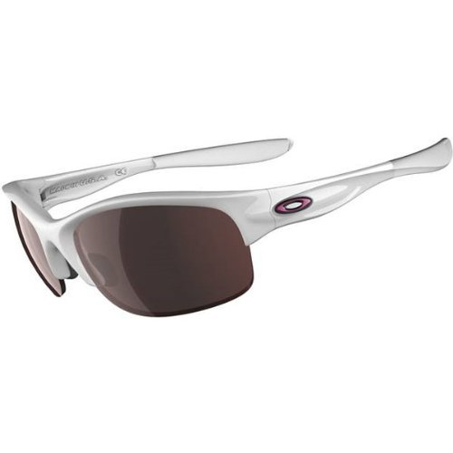 2012 oakley sunglasses  oakley commit sq women's sport outdoor sunglasses polished white/g30 black iridium / one